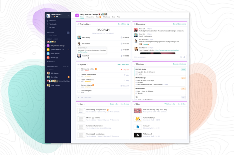 Nifty - one of the Best Project Management Tools